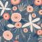 Popeline Flower Power