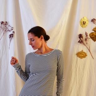 La robe / Le top Ludmilla du XS au XXXL