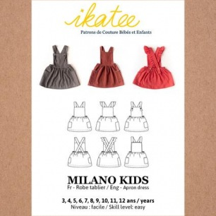 Robe Milano Kids 3-12A